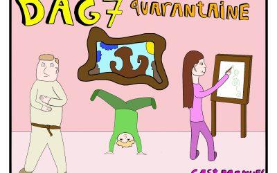 Quarantaine dag 7