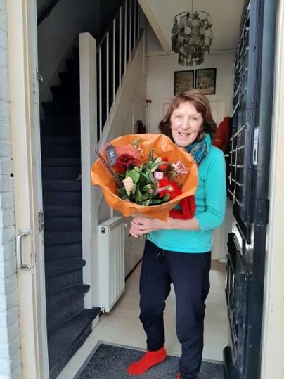 Janette, een lichtpunt in Gouda
